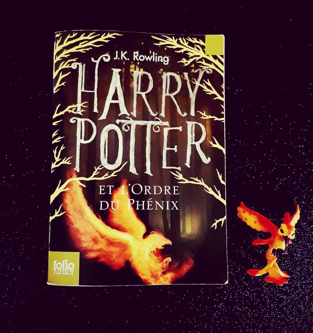 Harry Potter Et L Ordre Du Phenix Les Livres D Aglae